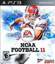 NCAA Football 11  (Sony Playstation 3, 2010) PS3 NEW