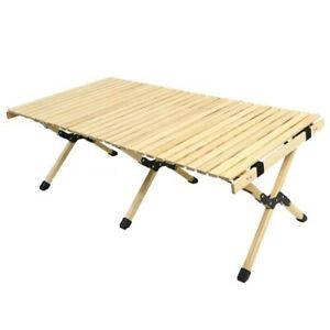 Table Camping Solid Wood