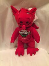 Hard Rock Cafe Cardiff (Closed Cafe) City Bear Dragon PROTOTYPE SAMPLE