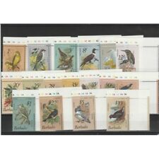 BARBADE 1979 FAUNE OISEAUX 17 VAL MNH MF54186