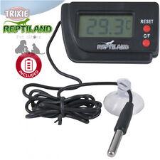 Termometro Digital Con Sensor Remoto también es adecuado para acuarios de peces tanque