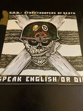 S.O.D. - Speak English Or Die [30Th Anniversary Edition]