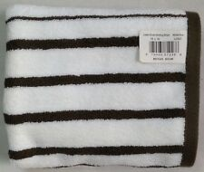 Nwt Ralph Lauren 3 Loden Driver Shirting Stripe Towels $45