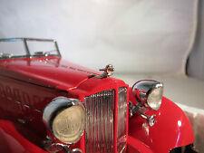 1/24 Danbury Mint 1934 Packard V12 LeBaron Metal Hood Ornament