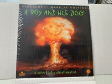 VINTAGE - A BOY AND HIS DOG - WIDESCREEN - IN SHRINK - VIDEO LASERDISC LVD9529