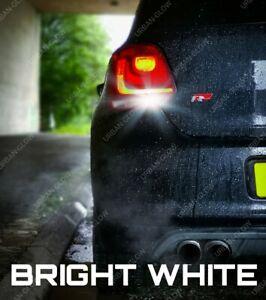 For VW Polo 6R 2009-2018 Xenon Bright White LED Reverse Light Bulb Upgrade KIT