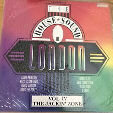 The House of Sound London - Vol.IV The Jackin' Zone (2xLP)