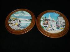 Pair of Royal Doulton Montmartre & Fisherman's Warf 1st & 4th Edition Kingman