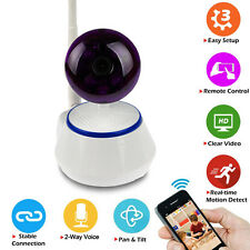 720P P2P Wireless Network Baby Monitor IP Camera Wifi IR Day Night Webcam View