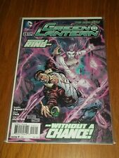 GREEN LANTERN #23 DC COMICS NEW 52 NM (9.4)