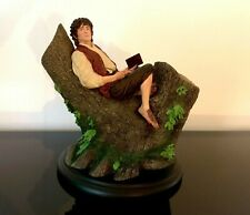 Weta - FRODO BAGGINS - In the tree - Miniature Figure - Lotr - Hobbit