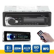 Car Radio Bluetooth Car Stereo MP3 Player MP3/FM/USB/SD Audio Head Unit UK