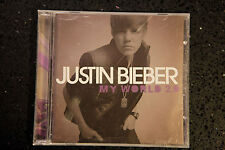 Justin Bieber ‎– My Worlds    (REF BOX C46)