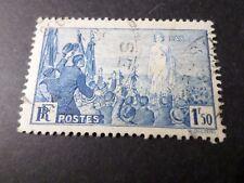 FRANCE 1936 timbre 328, RASSEMBLEMENT PAIX, oblitéré, VF used STAMP