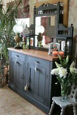 Antique sideboard, cabinet. Dresser.