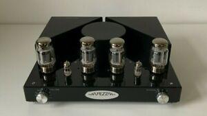 FEZZ Audio Titania Signature Push-Pull Verstärker mit KT88, 2x 50W Schwarz