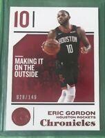 Eric Gordon 2018-19 Panini Chronicles #28/149 Houston Rockets