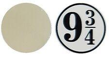 PLATFORM 9 3/4 METAL GOLF BALL MARKER DISC 25MM DIAMETER