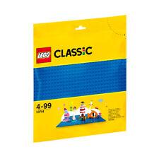 LEGO BLUE BASEPLATE SIZE 32 x 32 STUDS / 25.6 x 25.6 CM BLUE BASE PLATE