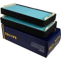 Original SCT Filter Innenraumluft Pollenfilter Innenraumfilter SA 1103