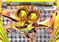 Pokemon: Noivern-BREAK - 113/162 - Rare BREAK - XY BREAKthrough