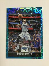 Terrence Ross #121 Teal Explosion 2017-18 Hoops Panini NBA Basketball Card