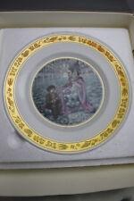 Royal Copenhagen The Hans Christian Andersen Plate The Snow Queen