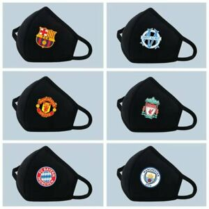 Can be used repeatedly Trend Face Mask Breathable New Unisex Adults/Kids Club