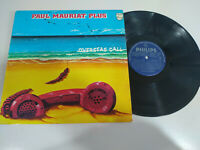 "Paul Mauriat Overseas Call 1978 Edicion España - LP vinyl 12 "" VG/VG - 3T"