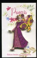 DLP DLRP Paris Princess Day Festival Rapunzel Tangled LE 500 Disney Pin 133958