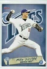 2014 Norfolk Tides (Triple-A Baltimore Orioles) Mike Wright