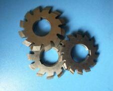 New Set 8pcs Module 125 Pa20 Bore22 1 8 Involute Gear Cutters