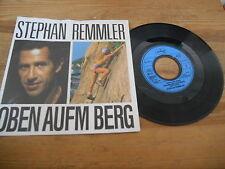 """7"""" NDW Stephan Remmler - Oben aufm Berg : 2 Versionen (2 Song) MERCURY Trio"""
