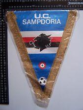 fanion football foot ITALIE U.C. SAMPDORIA grand format