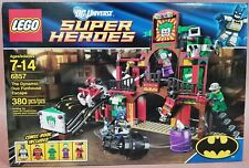 LEGO DC Universe Super Heroes 6857 Dynamic Duo Funhouse Escape NEW IN SEALED BOX