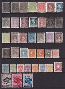 Serbia Mint Stamps MH/MLH