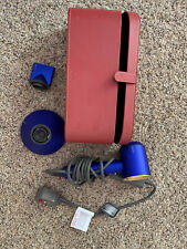 Special Edition Dyson Supersonic Hair Dryer 23.75k Gold With Oresentation Case