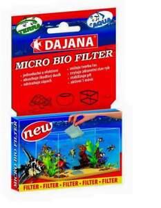 MICRO BIO FILTER disposable biological bag – 50l 1 month – terrapin fish tank