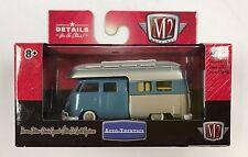 M2 MACHINES 1:64 M&J MiJo Toys 1959 Volkswagen VW Double Cab Camper Truck MJS04