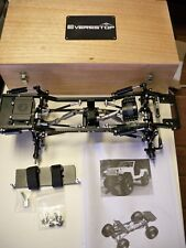 Full metal Chassis RC 1/10 Rubicon  4x4 Short wheel Base Truck Chassis Only