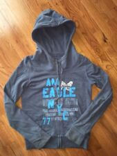American Eagle Outfitters AEO Full Zip Hoodie Jacket X-Small Women's