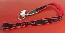 Genuine PORSCHE Motorsport Cordino/Chiave Strap - 911 Boxster Cayman Cayenne Macan