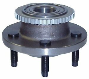 Axle Hub Assembly-Wheel Bearing And Hub Assembly Front 513202