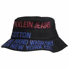 Mens Calvin Klein Jeans NYC Bucket Hat New