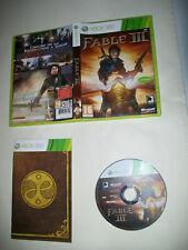 """jeu XBOX 360  """"FABLE 3 """" complet  (envoi offert)"""