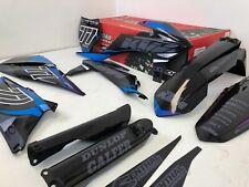 Black Factory Graphics Kit SXF 250 350 450 2015 2016 2017 Fits: KTM