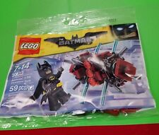 Lego  Batman the Movie Batman in the Phantom Zone #30522 New