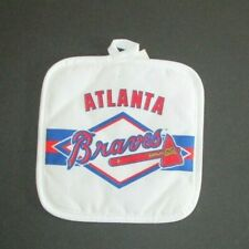 Vintage Atlanta Braves baseball pot holder - Diana Home official MLB