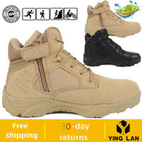 Hiking Shoes Delta Military Tactical Boots Men's Desert Combat Outdoor Army Size
