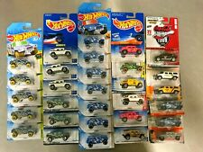 Collection LOT of 30 Hot Wheels Matchbox Hummer Humvee Treasure Hunts Blue Card